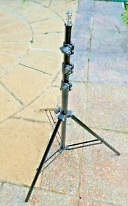 Photographic or Studio Lighting Stand - air-cushioned 3 Section