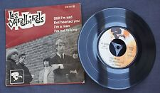 YARDBIRDS - STILL I'M SAD +3 RARE ORIG 1965 FRENCH RIVIERA EP - JEFF BECK PSYCH