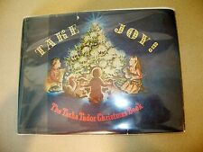 Take Joy! The Tasha Tudor Christmas Book 1966 Second Printing HC / DJ!