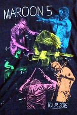 Maroon 5 Tour 2015 T-shirt Large