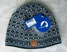 Patterned Hat-Mosse-Navy/White-Finkid-New-Size 48
