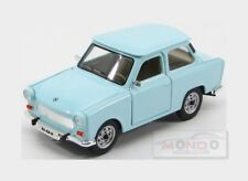 Trabant 601 2-Door 1964 Light Blue LUCKY DIECAST 1:24 LDC24216LB