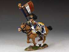 King & Country RETIRED NA250 Charging French Flagbearer - Mint in the Box