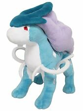 SANEI Pokemon Plush Doll ALL STAR COLLECTION PP64 Suicune (S) 23cm New Pre