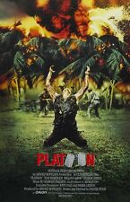 Platoon movie poster - Charlie Sheen poster - 11 x 17 inches