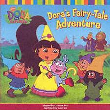 DORA's Fairytale Adventure (DORA THE EXPLORER), LIBRO NUOVO