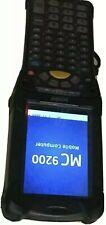 MC92N0, Premium, CE7, SE4750 2D imager, IST RFID, 1GB /2GB, 53 keys MSRP $2500