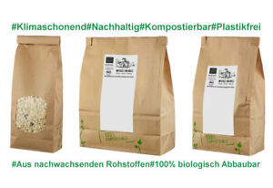 (17,67 EUR/kg) Bio Müsli 6 verschiedene Nuss Mischungen 900g Cereals Nüsse