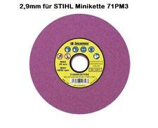 Schleifscheibe 145 22,2 x 2,9 rosa Sägekettenschärfgerät Schärfgeräte Sägekette