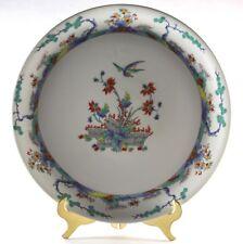 Porcelaine de Paris Decor Chantilly Serving Plate France Bonsai Tree Bird