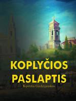 New book 2020 Koplycios paslaptis knyga Lithuania history Vilnius 100 photo foto