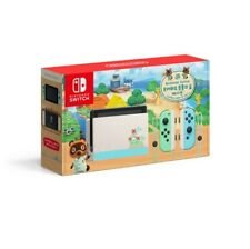 [Nintendo Switch] Animal Crossing New Horizon Special Edition Console Free Ship