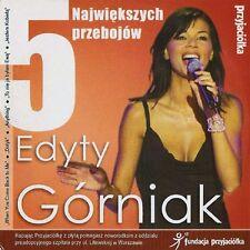 EDYTA GÓRNIAK - 5 NAJWIĘKSZYCH PRZEBOJÓW - CD, 1999