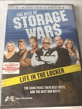HISTORY CHANNEL The Best Of Storage Wars 2 Disc Dvd Set Life In The Locker NEW