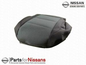 Genuine Nissan Titan Seat Bottom Cushion Cover Trim - NEW OEM