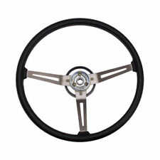 New Jeep Cj Yj Wrangler 76-95 Black Steering Wheel  X 18031.05