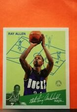 Ray Allen card Goudey Greats 97-98 Fleer #1