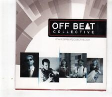 (HI310) Off Beat Collective, 10 tracks various artists - sealed CD