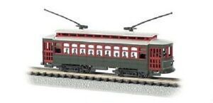 Bachmann N Trolley Car New Orleans Desire St.  61086 NEW