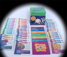 LOT OF 54 TITLES LIGHTSPAN EDUCATIONAL HOME SCHOOL LEARNING GAMES PLAYSTATION
