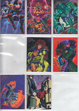 Marvel Universe:94 Flair- 1994-Lot 32-7 Cards