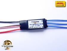 Regler 40A 2-4S Original ESC V-Technology DE Brushlessregler mit BEC Controller