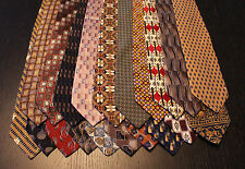 Lot of 20 NEW Designer Neck Ties with Various Patterns L036