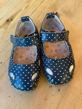 Livie And Luca Moon Navy Dot Size 6