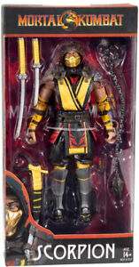 Scorpion - Mortal Kombat  - 7inch McFarlane Figure