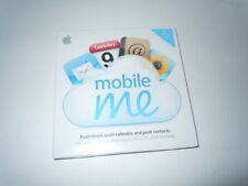 *Rare* Apple MobileMe Family Pack MC289Z/A (New in the Wrapper)