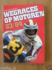 797 WEGRACE OP MOTOREN 1983-84, SPENCER HONDA,KOBAS-ROTAX CARDUS,SIDECAR BILAND,