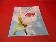 Penny Arcade The Legend of Zelda Skyward Sword Nintendo Wondercon 2012 Comic