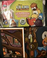 CLUB PENGUIN, YEARBOOK QUIZ CARDS. X20 LOOSE CARDS.