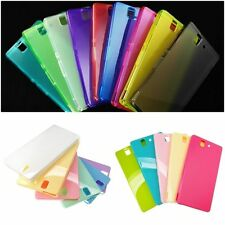 TPU Silicone Cell Phone Case Soft Skin Cover For Sony Xperia Z L36h C6603 Lot
