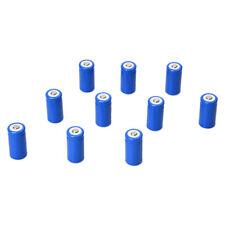 SODIAL 077263 3.7V 1.3Ah Li-Ion Rechargeable Batteries - 10 Pack