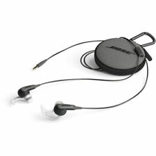 Bose SoundSport In-Ear Headphones - Audio Only (741776-0140 - Charcoal Black)