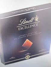 französische Lindt dunkle Schokolade Excellence verschiedene Sorten  Kasten 176g