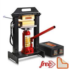 6 Ton Hydraulic Rosin Press Machine 3x5 Rosin Press Plates Kit