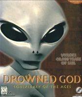 DROWNED GOD CONSPIRACY OF THE AGES +1Clk Windows 10 8 7 Vista XP Install