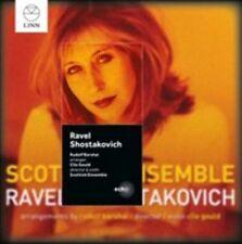 Ravel & Shostakovich: Works for Strings, New Music