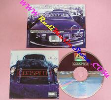CD GODSPEED Ride 1994 Germany ATLANTIC 7567-82573-2 no lp mc dvd vhs (CS14)
