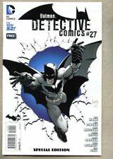 Detective Comics #27 Special Edition ( Batman 75 Day Comic 2014 ) vf