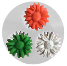 Sunflower 3 Cavity Silicone Mold for Fondant, Gum Paste, Chocolate, Crafts
