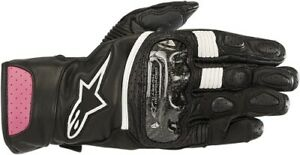 Alpinestars Women's Stella SP-2 v2 Leather Motorcycle Gloves All Colors & Sizes