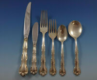 Rondo by Gorham Sterling Silver Flatware Set Service 52 Pieces Dinner Size