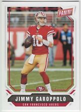 JIMMY GAROPPOLO 2018 Panini National NSCC Silver Pack Base #21 49ers