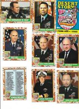 5 SETS NON SPORTS CARDS COCA-COLA-2 DESERT STORM TROLL FORCE NORFIN TROLLS
