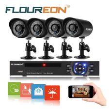 Camara De Seguridad Para Casas Profesionales 4 Outdoor/ Indoor HD Vision Noche c