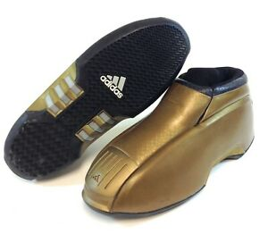 Adidas Kobe Two Gold Black Unreleased Promo Developmental Sample Sneakers Shoes