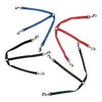 """Guardian Gear 3 Way Couplers lead for Dog 12""""or 4"""" Walk Multiple Pets"""
